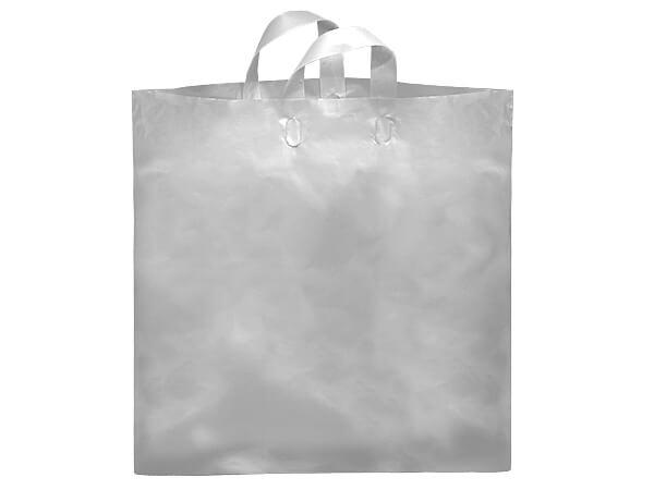 "Clear Studio Plastic Bags Colossal 22x18x8"" ~ 200 bulk pack"