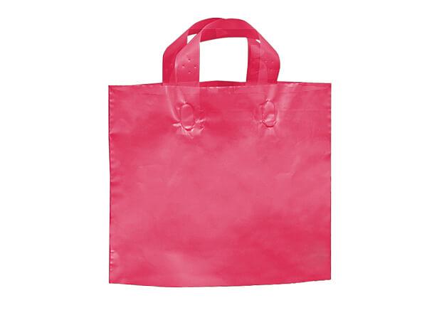 "Blazing Pink Studio Plastic Piccolo 12x10x4""~ 250 bulk pack"