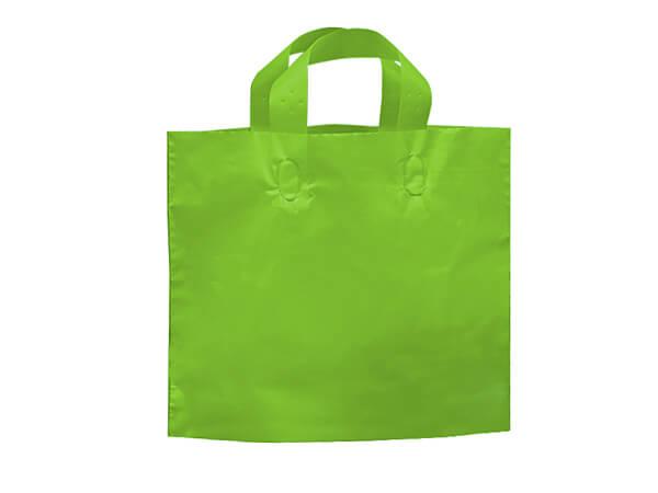 """Citrus Piccolo Reusable Plastic Bag 12x10x4"""", 250 pack, 2.25 mil"""