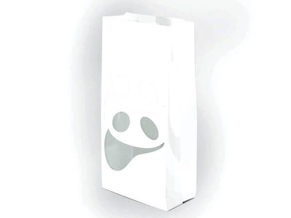 """Ghost Cello Bags, 3.5x2x7.5"""", 100 Pack"""