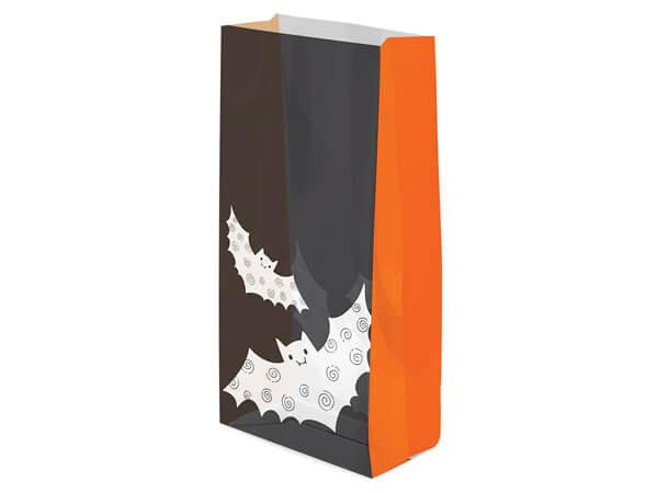 "Spooky Season Cello Bags, 4x2x9"", 100 Pack"