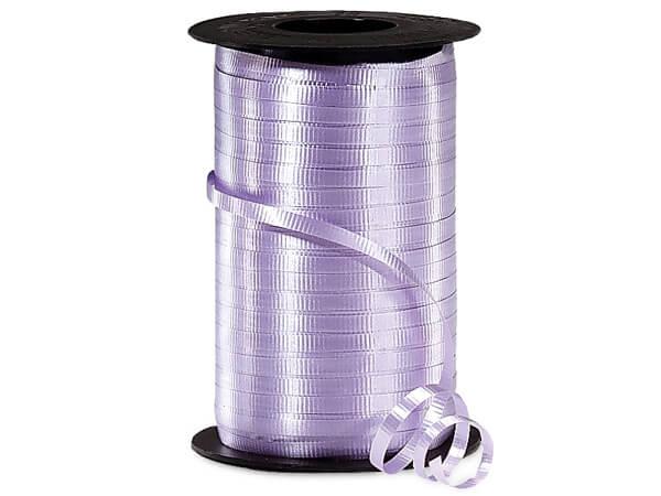 "Lavender Curling Ribbon 3/16""x500 yds"