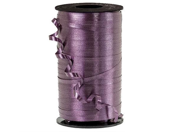 "Plum Purpler Curling Ribbon, 3/16""x500 yards"