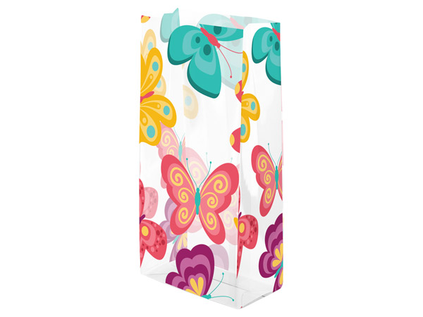 Rainbow Butterfly Cello Bags