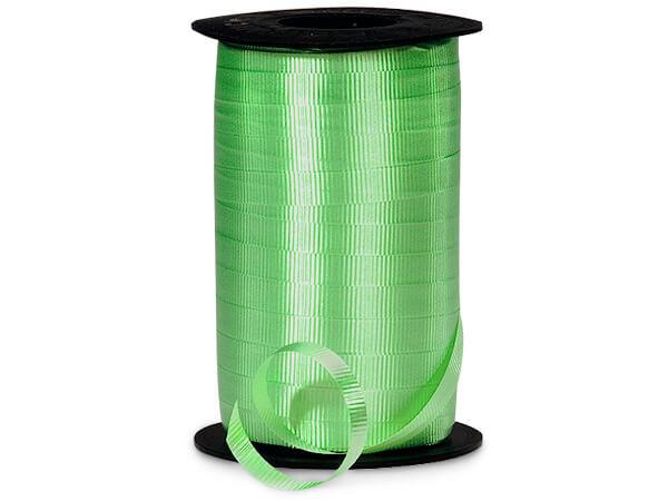 "Mint Green Curling Ribbon, 3/8""x250 yards"