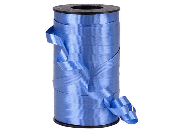 "Periwinkle Curling Ribbon, 3/8""x250 yards"