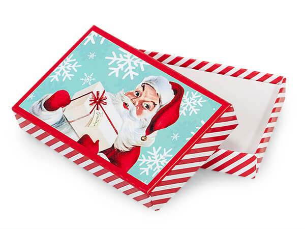 Vintage Christmas Gift Card  Boxes