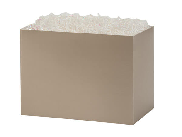 Champagne Basket Boxes, Medium 8.25x4.75x.25, 6 Pack