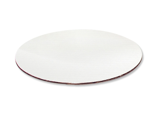 "10""  White Round Cake Boards, 100 Pack"