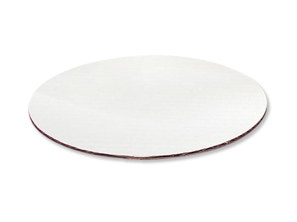 "10"" White Round Cake Boards 10 Pack"