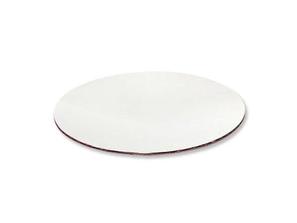 "8"" White Round Cake Boards, 100 Pack"