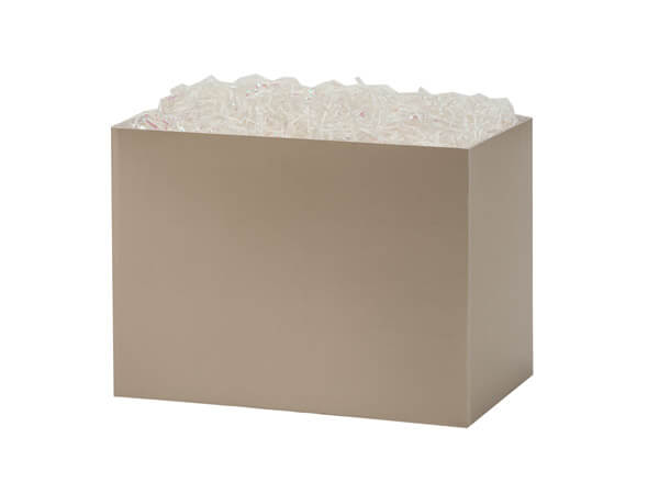 "Champagne Basket Boxes, Small 6.75x4x5"", 6 Pack"