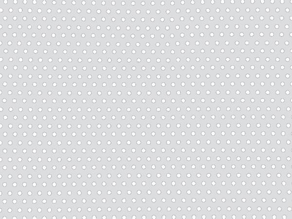 """White Dots Cello Roll, 30""""x100'"""