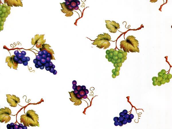 "Vintage Grape Cello Roll, 40""x100'"