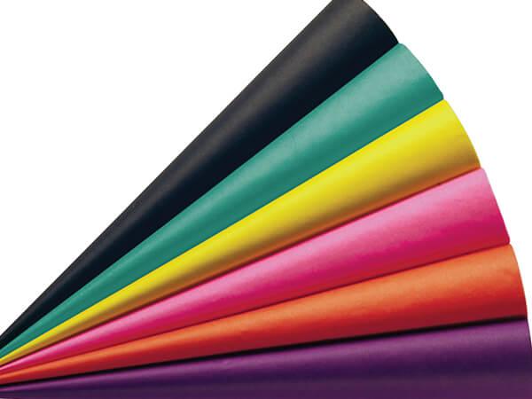 "Fashion Tissue Paper Assortment, 15x20"", Bulk 576 Sheet Pack"