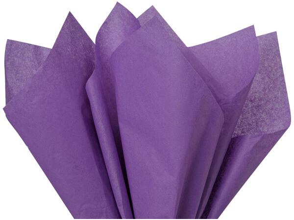 "Lavender Color Tissue Paper, 20x30"", Bulk 480 Sheet Pack"