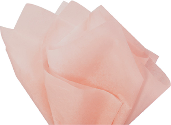 "Bermuda Sand Color Tissue Paper, 20x30"", Bulk 480 Sheet Flat Pack"