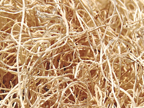 Natural Wood Fiber Coarse Excelsior
