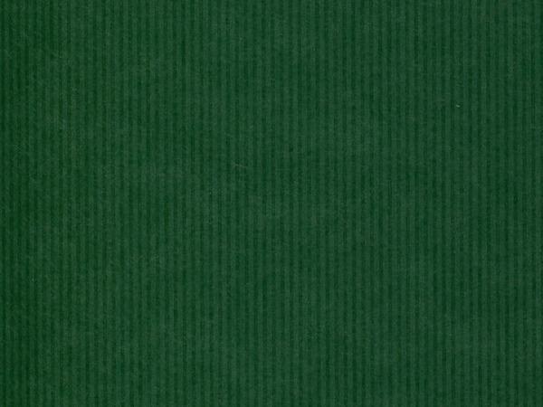 "Dark Green Pinstripe 18""x417' Gift Wrap Half Ream Roll (Kraft)"