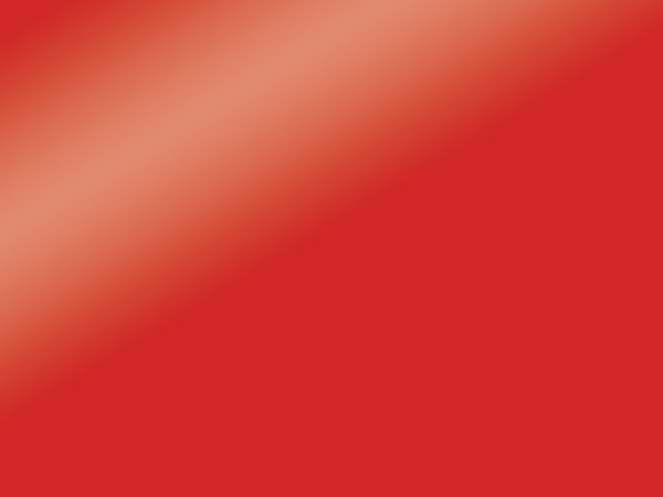 """Red Ultra Gloss Wrapping Paper 36""""x417', Half Ream Roll"""