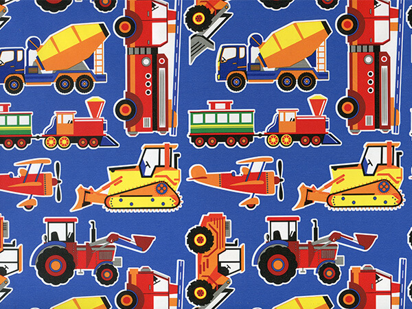 """Movers and Shakers 24"""" x 417' Half Ream Roll Gift Wrap"""