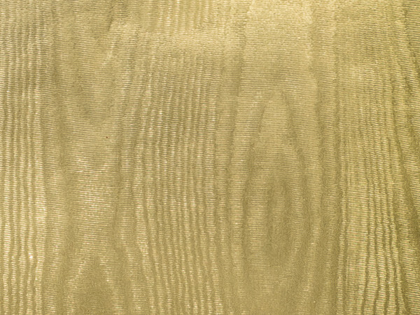 "Pale Gold Moire  18""x417' Gift Wrap Half Ream Roll"