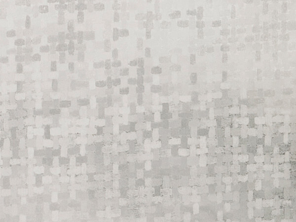 "Silver Spun Sheen Wrapping Paper 24""x417', Half Ream Roll"