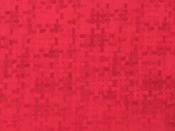 """Red Spun Sheen Wrapping Paper 24""""x417', Half Ream Roll"""