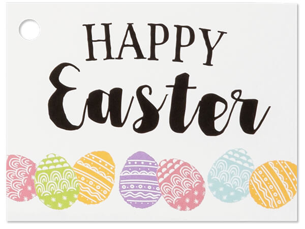 """Happy Easter Bunny Theme Gift Cards 3-3/4x2-3/4"""""""