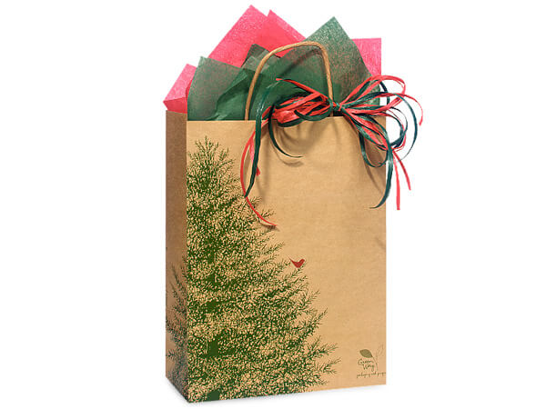 evergreen christmas gift bags nashville wraps
