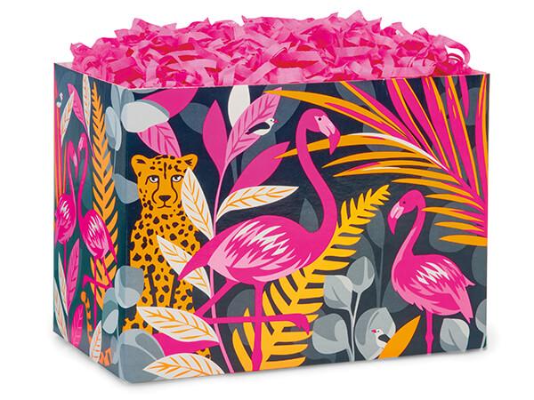 Exotic Jungle Basket Boxes