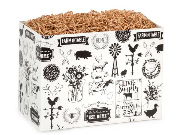 Farmhouse Favorites Basket Boxes