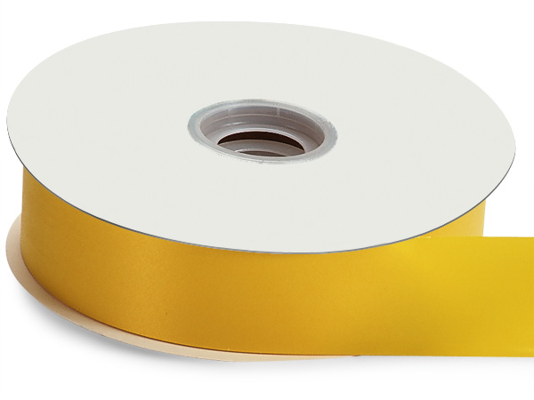 "Daffodil Flora Satin Ribbon 1-7/16""x100 yds"