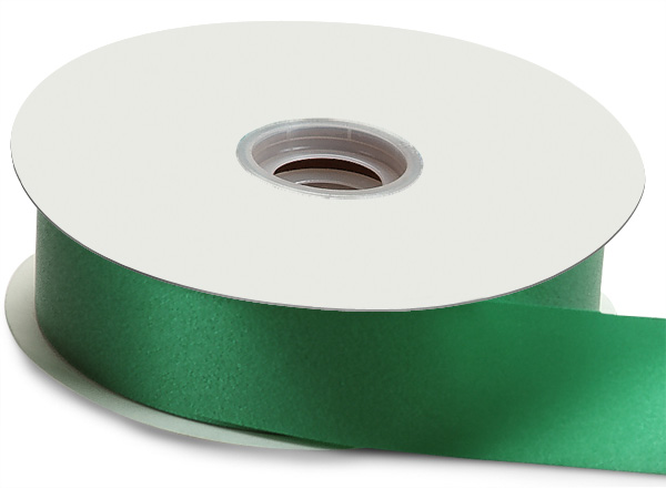"Emerald Flora Satin Ribbon 1-7/16""x100 yds"