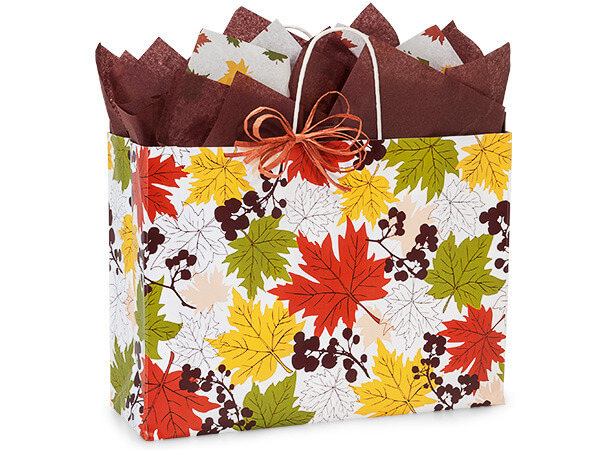 Vogue Falling Leaves 25-Pk 16x6x12-1/2""