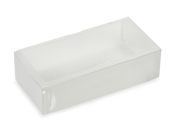 """Frosted Trim 2 Piece Candy Boxes, 2.75x5.5x1.25"""""""