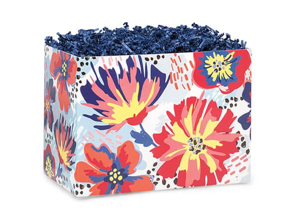"Flowerworks Basket Box, Small 6.75x4x5"", 6 Pack"