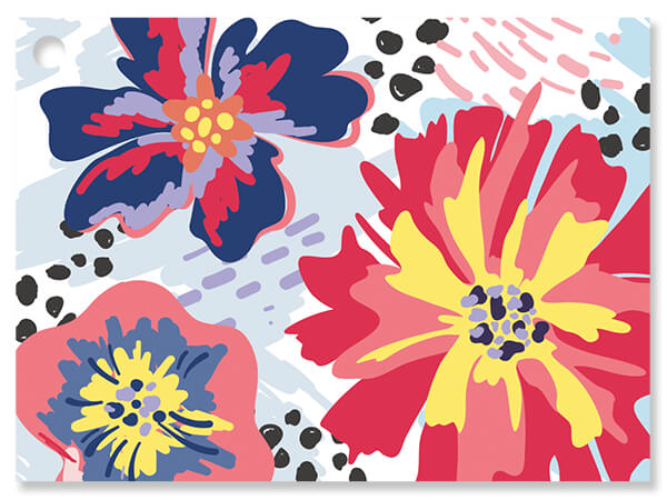 """Flowerworks Theme Gift Card, 3.75x2.75"""", 6 Pack"""