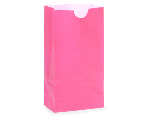 """Wild Rose 4 lb Gift Sacks, 5x3x9.5"""", 500 Pack"""