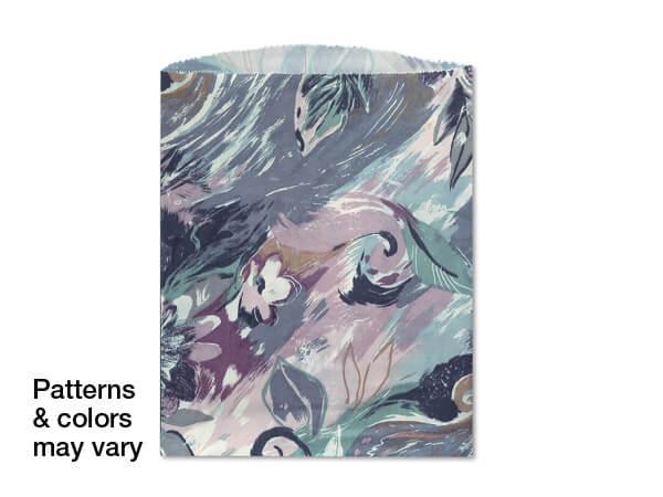 "12x15"" Merchandise Bags Reclaimed Paper (Random Designs)"