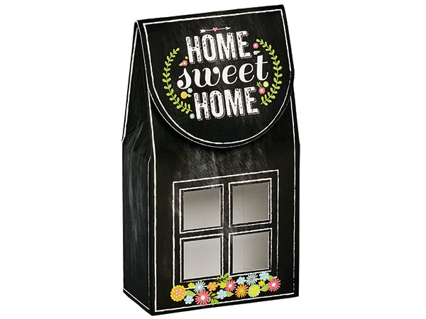 Chalkboard Home Sweet Home Gourmet Window Boxes