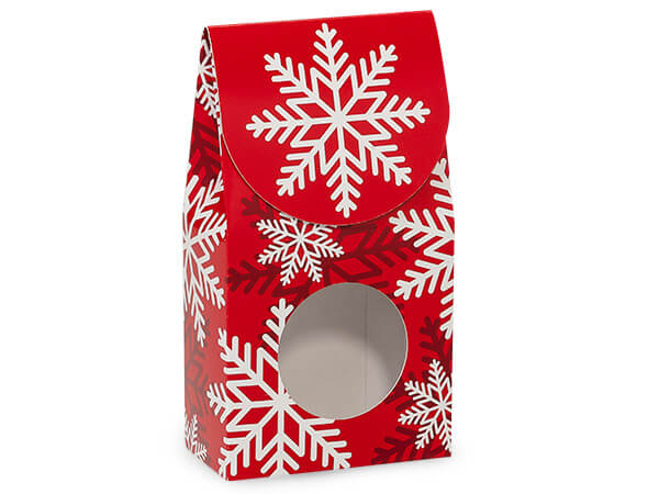 Snowflakes Window Gift Boxes