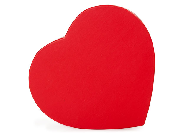 "Red Heart Boxes, Large 9.25x8x1.25"", 3 Pack"