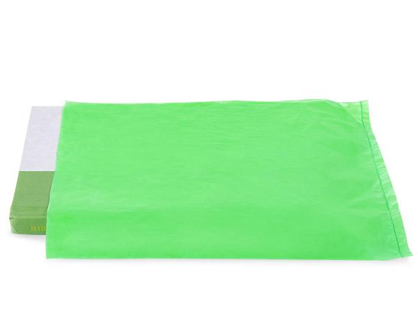"""Citrus Hi-D Bags 8.5x11"""" Recycled Plastic No Handles .60 mil"""