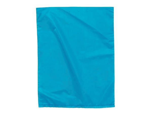 "Teal Hi-D Bags 12x15"" Recycled Plastic No Handles .60 mil"