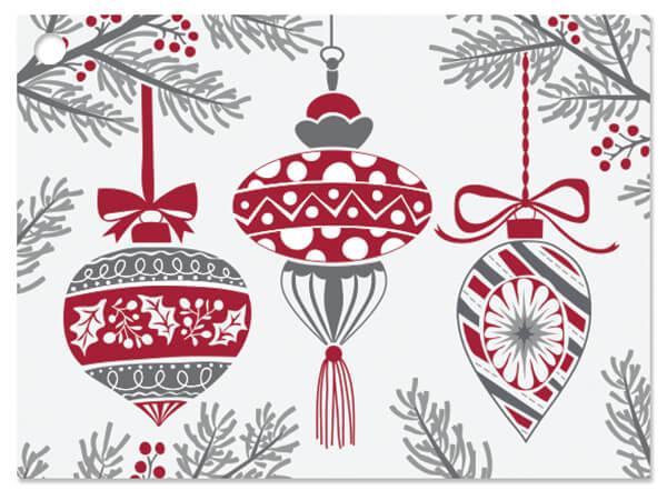 Heirloom Ornaments Card