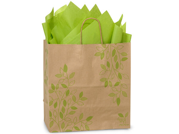 Filly Ivy Lane Paper Bags 250 Pk 13x7x13""