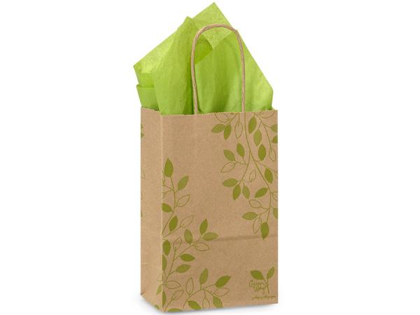 """Rose Ivy Lane Paper Bags 250 Pk 5-1/2x3-1/4x8-3/8"""""""