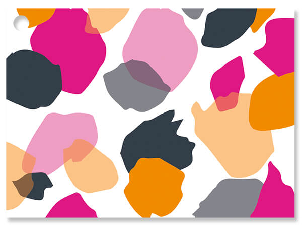 """Jungle Spots Theme Gift Cards 3.75x2.75"""", 6 Pack"""
