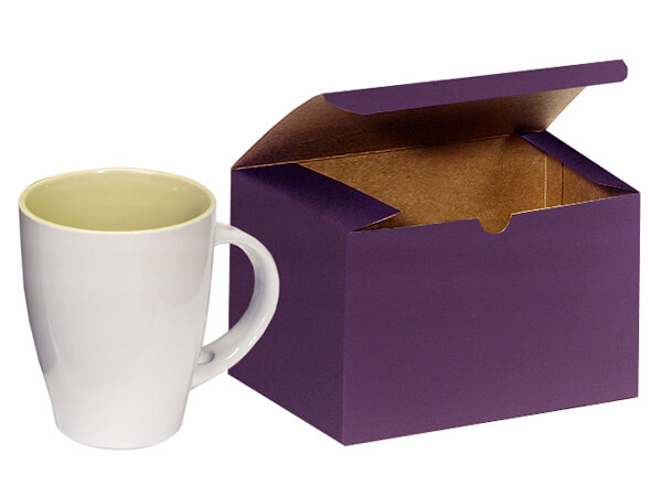 Deep Purple Gift Box 6x4.5x4.5""